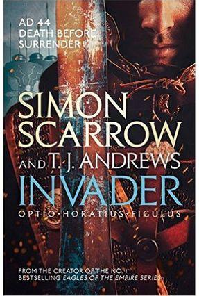 Invader - Scarrow,Simon pdf epub