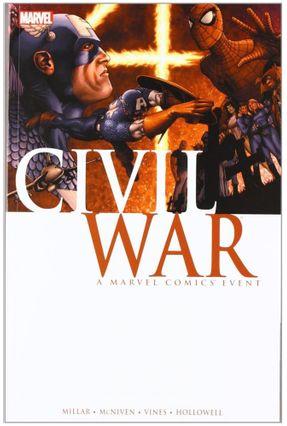 Civil War - A Marvel Comics Event - Millar,Mark | Hoshan.org