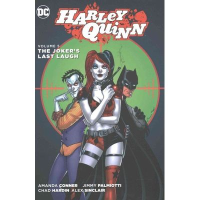 Harley Quinn Vol. 5 - The Joker's Last Laugh