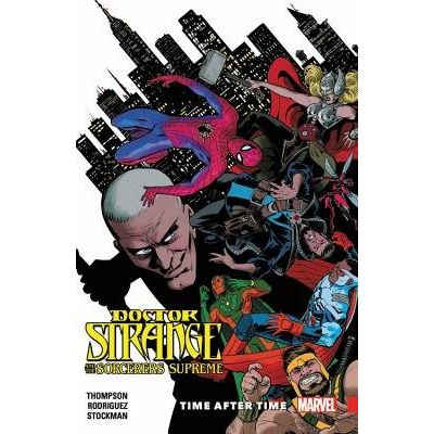 Doctor Strange And The Sorcerers Supreme Vol. 2 - Time After Time