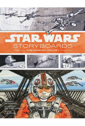 Star Wars Storyboards - The Original Trilogy - Lucasfilm Ltd   Hoshan.org