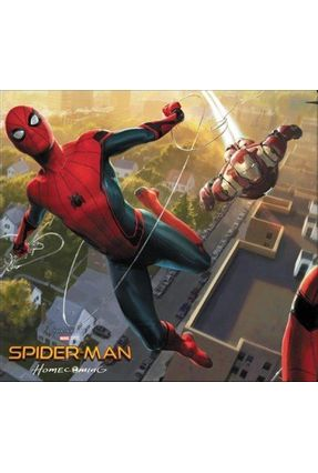 Spider-Man - Homecoming - The Art Of The Movie - Marvel Comics | Hoshan.org