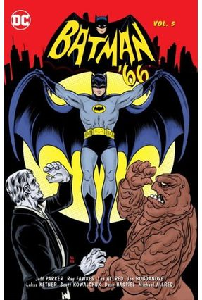 Batman '66 - Vol. 5 - Parker,Jeff | Hoshan.org