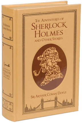 The Adventures Of Sherlock Holmes And Other Stories Leather-Bound - Doyle,Arthur Conan pdf epub