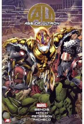 Age Of Ultron - Avengers - Bendis,Brian Michael | Tagrny.org