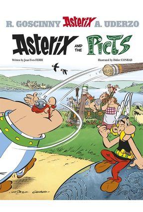Asterix And The Picts - Uderzo,Albert Goscinny,René Ferri,Jean-Yves pdf epub