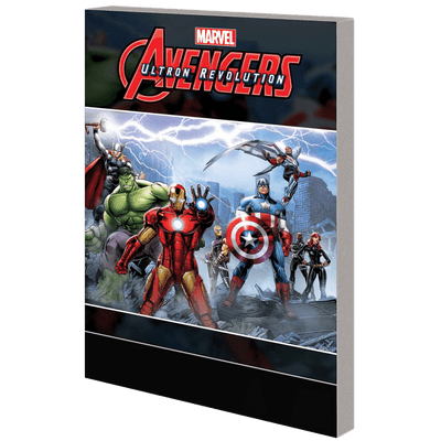 Marvel Avengers Digest - Marvel Universe Avengers: Ultron Revolution Vol. 2