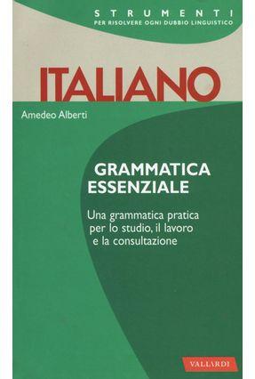 Italiano - Grammatica Essenziale - Alberti,Amedeo pdf epub