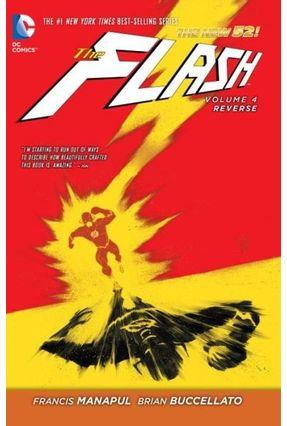 The Flash Vol. 4- Reverse - Manapul,Francis pdf epub