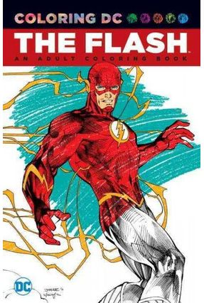 Coloring Dc - The Flash - Various,   Hoshan.org
