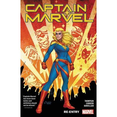 Captain Marvel Vol. 1 - Re-Entry