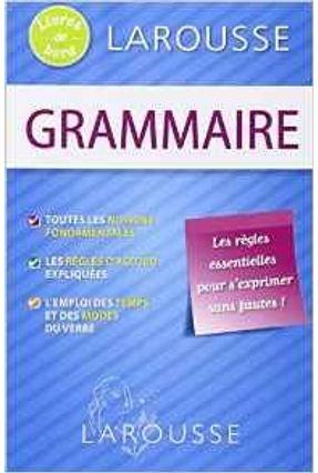 Grammaire - Les Livres De Bord Larousse - Dubois-j+lagane-r | Hoshan.org