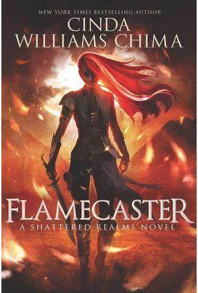 Flamecaster - Chima,Cinda Williams | Hoshan.org