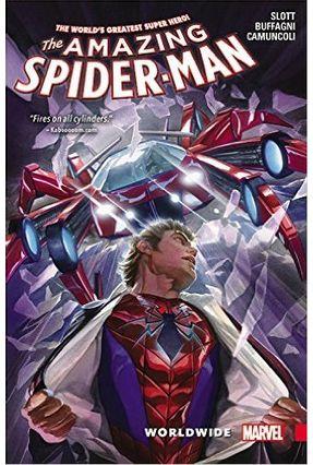 AMAZING SPIDER-MAN- WORLDWIDE VOL. 2 - Slott,Dan | Hoshan.org