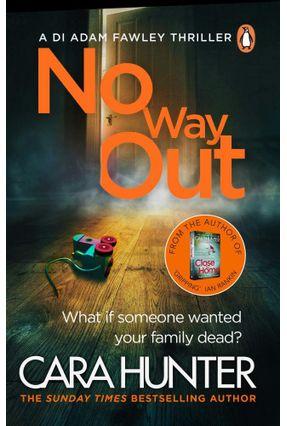 No Way Out - Hunter,Cara   Tagrny.org