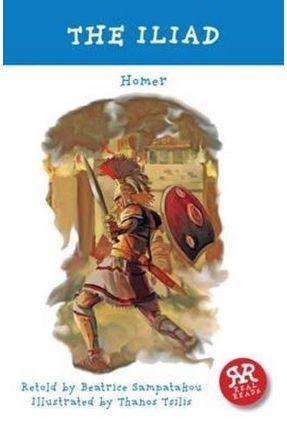 The Iliad - Real Reads - Homer | Hoshan.org