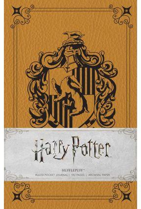 Harry Potter Hufflepuff Pocket Ruled Journal - Insight Editions, pdf epub
