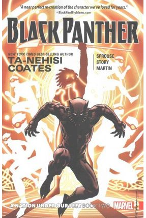 Black Panther - A Nation Under Our Feet - Book 2 - Coates,Ta-Nehisi | Tagrny.org