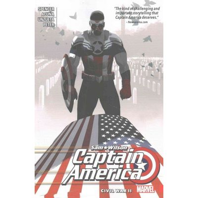 Captain America - Sam Wilson - Vol. 3 - Civil War II
