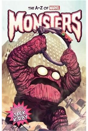 The A-Z Of Marvel Monsters - Lee,Stan pdf epub