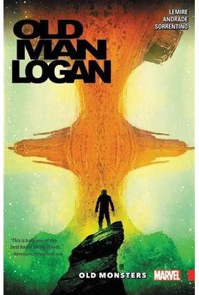 Wolverine: Old Man Logan - Wolverine: Old Man Logan, Volume 4 - Old Monsters - Lemire,Jeff | Hoshan.org