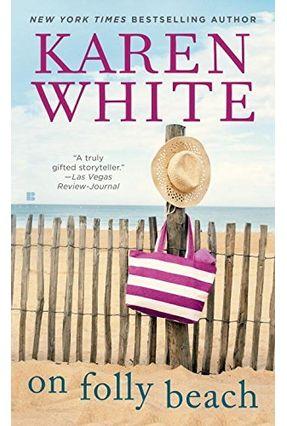 On Folly Beach - White,Karen | Hoshan.org