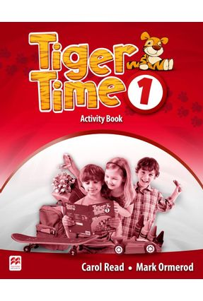 Tiger Time - Activity Book - Level 1 - Y. Baker De Altamirano S. Mellor-Clark | Tagrny.org