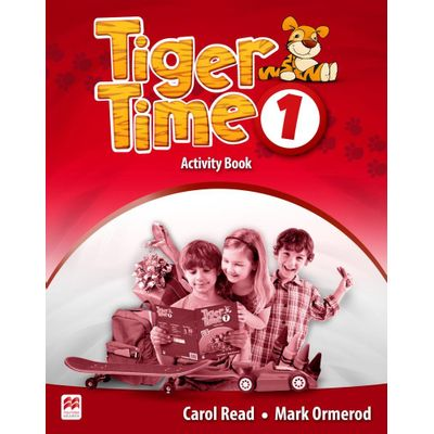 Tiger Time - Activity Book - Level 1