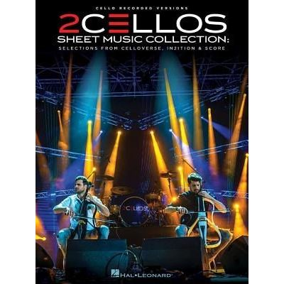2cellos - Sheet Music Collection - Selections From Celloverse, In2ition & Score For Two Cellos