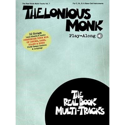 Thelonious Monk Play-Along - Real Book Multi-Tracks Volume 7