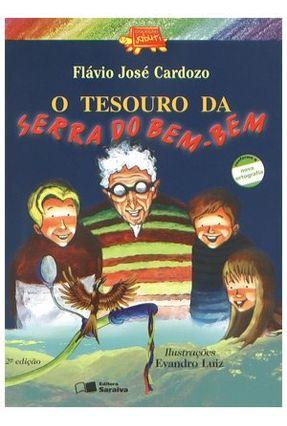 O Tesouro da Serra do Bem-bem - Col. Jabuti - Conforme a Nova Ortografia - Cardozo,Flavio Jose | Tagrny.org