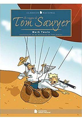 As Viagens de Tom Sawyer - Col. Clássicos Nacional - Twain,Mark pdf epub