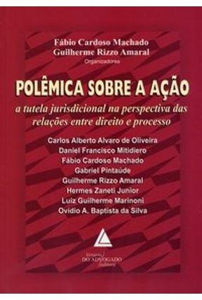 Polêmica Sobre a Ação - Machado,Fábio Cardoso   Nisrs.org