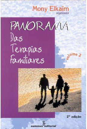 Panorama das Terapias Familiares Vol 2 - Elkaim,Mony pdf epub