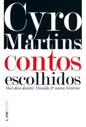 Contos Escolhidos - Pocket / Bolso - Martins,Cyro pdf epub