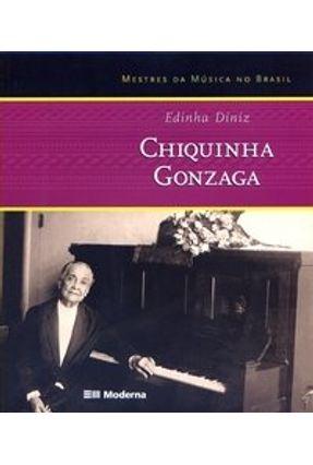 Chiquinha Gonzaga - Col. Mestres da Música no Brasil - Diniz,Edinha pdf epub