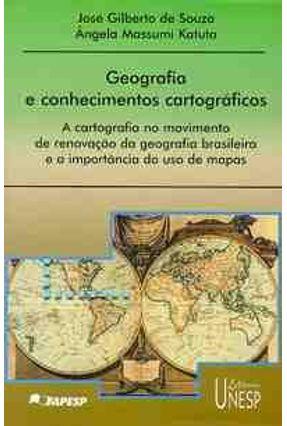 Geografia e Conhecimentos Cartograficos - Souza,Jose Gilberto de   Hoshan.org