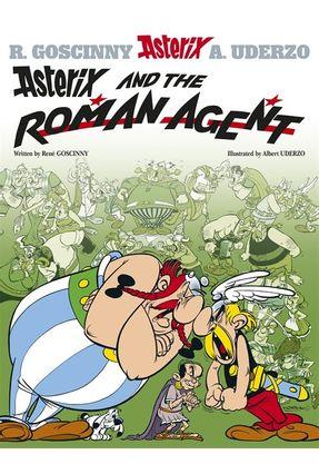 Asterix And The Roman Agent - Uderzo,Albert Goscinny,René pdf epub