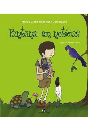 Pantanal Em Noticias - Dominguez,Marcia Gloria Rodrigues pdf epub