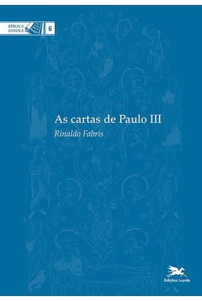 Cartas de Paulo  III - Vários Autores pdf epub