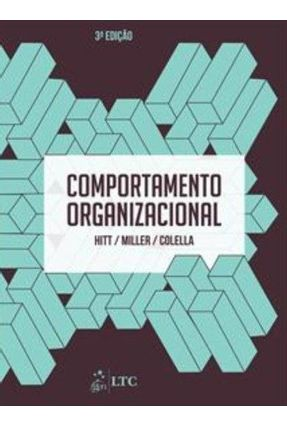 Comportamento Organizacional - 3ª Ed. 2013 - Colella,Adrienne Hitt,Michael A.   Nisrs.org