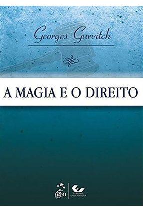 A Magia e o Direito - Gurvitch,Georges pdf epub