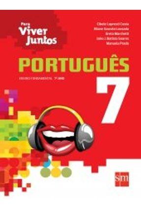 Para Viver Juntos - Português - 7º ano - Cibele Lopresti Costa Greta Marchetti   Hoshan.org