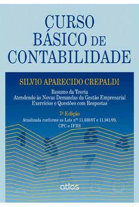 Curso Básico de Contabilidade - 7ª Ed. 2013 - Crepaldi,Silvio Aparecido | Tagrny.org