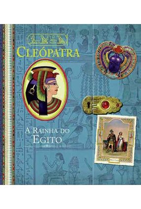 Cleópatra - A Rainha do Egito - Editora Ciranda Cultural | Tagrny.org