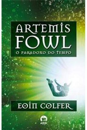Artemis Fowl - O Paradoxo do Tempo - Colfer,Eoin | Hoshan.org