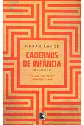 Cadernos de Infância - LANGE ,NORAH pdf epub