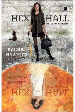 Hex Hall - A Maldição - Vol.2 - Hawkins,Rachel pdf epub