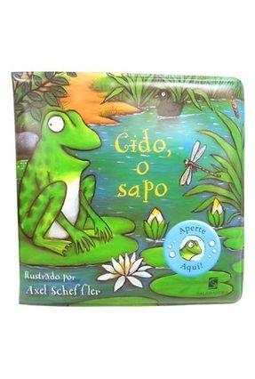 Cido , o Sapo - Scheffler,Axel | Tagrny.org