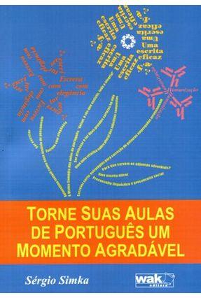 Torne Suas Aulas de Português Um Momento Agradável - Simka,Sergio   Hoshan.org
